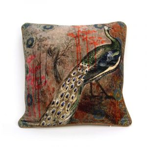 Coussin Pavo