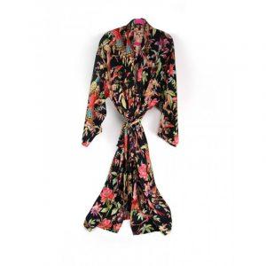 Kimono Royal Paradise Black