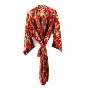 Kimono Royal Paradise Red