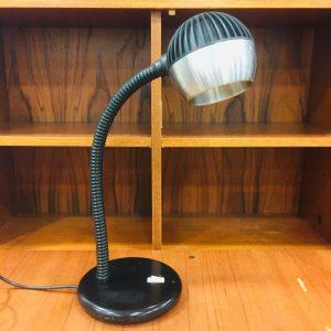 Lampe de bureau industrielle vintage des années 80
