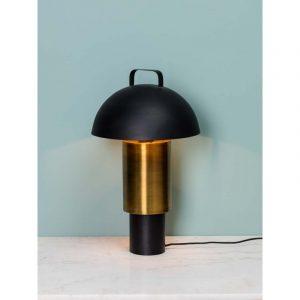 Lampe Métal Anse Noire