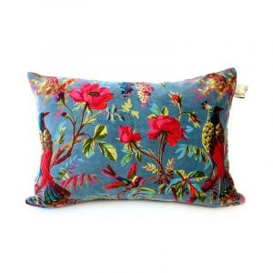 Coussin Paradise large light green